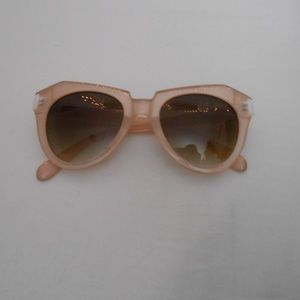 peach sunglasses